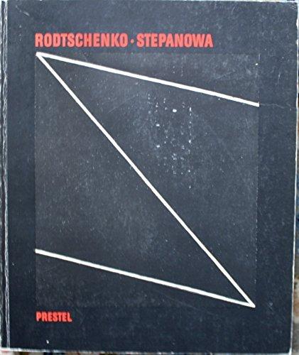 Alexander Rodtschenko - Warwara Feodorowna Stepanowa. Unser einziges Ziel ist die Zukunft Buch-Cover