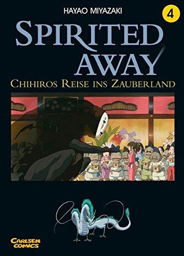 Spirited Away 04. Chihiros Reise ins Zauberland.
