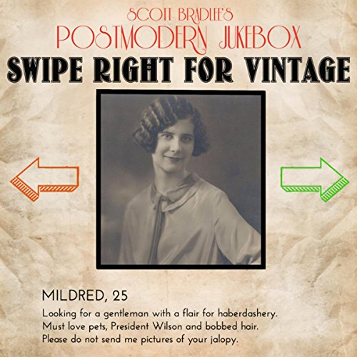Swipe Right For Vintage (Vintage Jukebox)