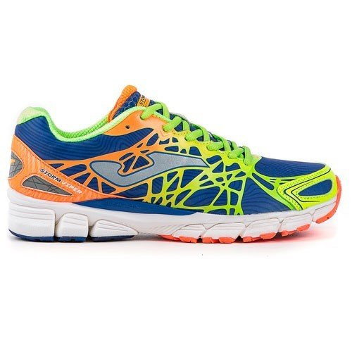Joma R.Storm Viper 604 Royal-Fluor, Chaussures de Running Entrainement Homme