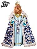 DISBACANAL Disfraz de Rey Mago Gaspar - Único, XL