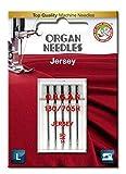Organ Nadeln # 90/14Jersey X 5Nadeln