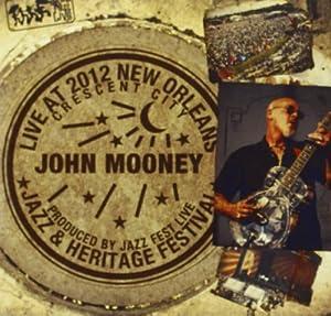 John Mooney and Bluesiana