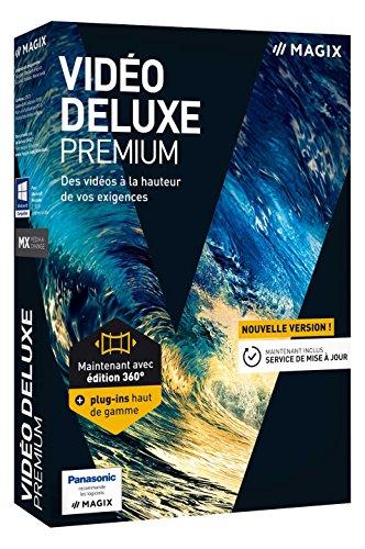 MAGIX Vidéo deluxe Premium (2017)