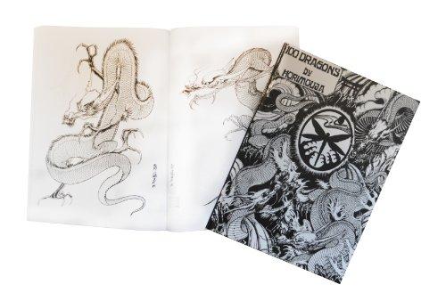 Tattoo-libro-100drago von horimouja (100dragons tattoo book)