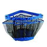 fnemo Dusch-Tragetasche,Mesh-Duschwanne Quick Dry Bath Organizer für Shampoo, Conditioner, Seife und anderes Badzubehör