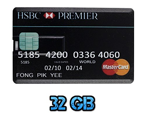 uk-a2z-r-hsbc-mastercard-32gb-credit-card-style-usb-flash-drive-memory-stick