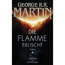 Die Flamme erlischt: Roman