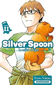 Silver Spoon - La cuillère d'argent Edition simple Tome 11