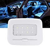 BOGAO LED-Innenraumleuchten für den Innenraum, Heckleuchten, Auto-Leseleuchten, Plattenlichter, wenig Nachtlicht, Türlichter, Adjustbale-Helligkeit -Ice Blue
