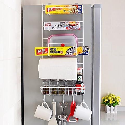 Mkono in plastica, supporto e porta asciugamani di carta frigorifero Side Wire Porta