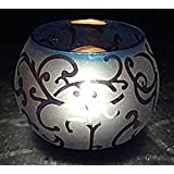 Home Décor Glass Candle Holder Tea Light Votive