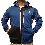 Puma Urban Softshell Jacke, Herren, Blau, 56083902 Gr. X-Large, Nautical Blue