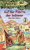 Das magische Baumhaus (Bd. 16): Auf der Fährte der Indianer - Mary Pope Osborne