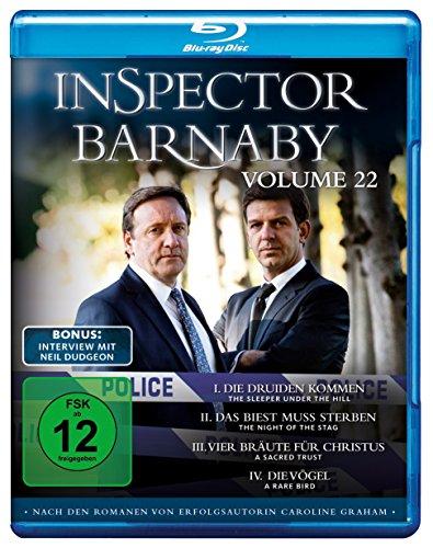 Inspector Barnaby Vol. 22 [Blu-ray] Preisvergleich