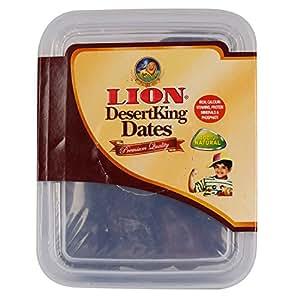 Lion Dates - Desert King, 250 g Box