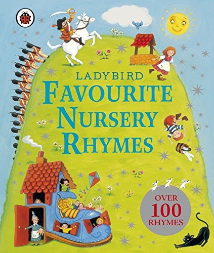 Ladybird Favourite Nursery Rhymes (Ladybird Baby & Toddler) by Ladybird (July 5, 2012) Hardcover