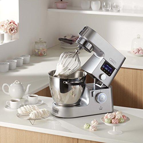 Recensione e opinioni su Kenwood Cooking Chef Gourmet Robot da ...