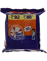 Surf Excel Detergent Bar - 200 g (Pack of 4, Rupees 6 Off)