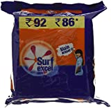 #7: Surf Excel Detergent Bar - 200 g (Pack of 4, Rupees 6 Off)