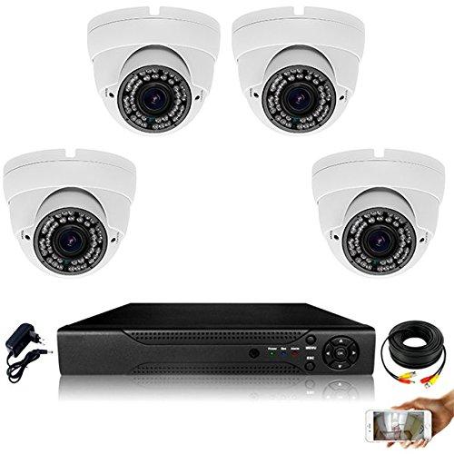 Kit-videovigilancia-4-Cmaras-Full-AHD-Sony-960p-13-mp--incluye-1000-GB-3-Cable-de-40-M-1-x-20-m-pantalla-19