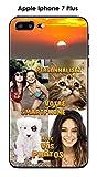 Coque personnalisee Apple iphone 7 Plus - avec VOS photos.