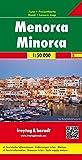 Freytag Berndt Autokarten, Menorca - Maßstab 1:50.000 (freytag & berndt Auto + Freizeitkarten) - Freytag-Berndt und Artaria KG