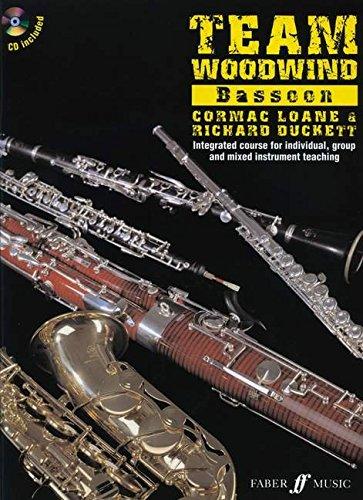 Team Woodwind: Bassoon (Team Series) por Richard Duckett