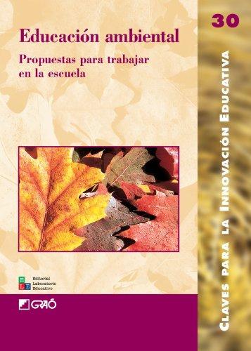 Educación Ambiental: 030 (Editorial Popular)