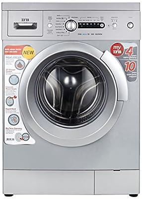 IFB 6 kg Fully-Automatic Front Loading Washing Machine (Diva Aqua SX, Silver)