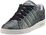 K-Swiss Damen Lozan Iii TT Irdscnt Sneakers, Schwarz(Black/Moonbeam), 40 EU