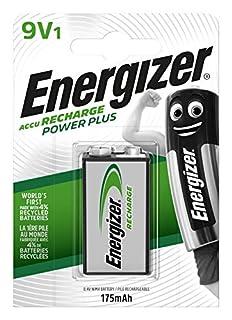 Energizer 626177 - Pilas Recargables (NiMh, 9 V, 175 mAh) (B000IWXVU6) | Amazon price tracker / tracking, Amazon price history charts, Amazon price watches, Amazon price drop alerts