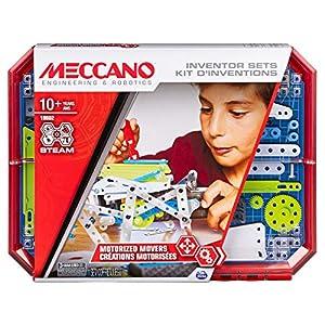 MECCANO- Set 5 Movimiento Motorizado (Bizak 61921862)