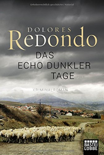 Preisvergleich Produktbild Das Echo dunkler Tage: Kriminalroman (Baztan-Trilogie, Band 1)