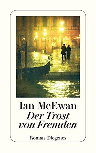 Buchseite und Rezensionen zu 'Der Trost von Fremden (detebe)' von Ian McEwan