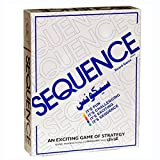 Sequance, A Board-And-A Card Game To Play With Family In Quality Time (Angel Impex)