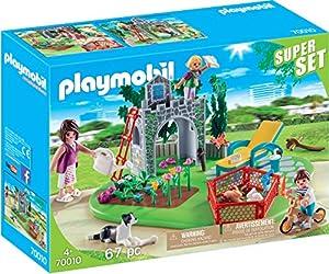 Playmobil Country 70010 Set de Juguetes - Sets de Juguetes (Acción / Aventura, 4 año(s), Chica, Interior,, Animales de Granja, Gente, Mascotas)