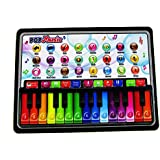 Pop Music Puzzle Piano Learning Toy For Kids - 14 Son Avelable - Battery Not Included