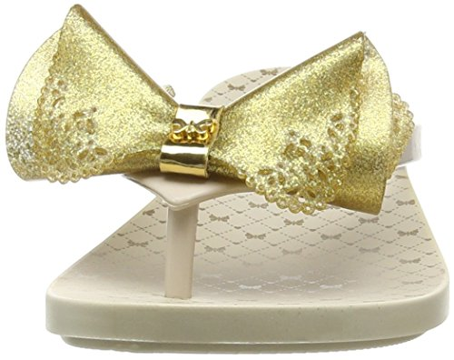 Zaxy Fresh Butterfly, Sandales Plateforme femme Or - Gold (Gold Glitter)