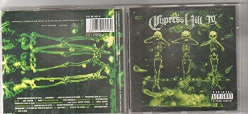 Cypress Hill - Cypress Hill Iv - CD (not vinyl)