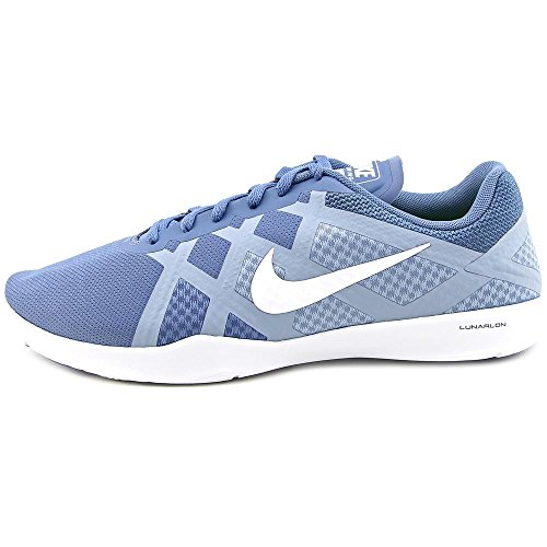 Nike Lunar Lux Tr, Fitness Femme, Taille Azul (Ocean Fog / White-Blue Grey-Volt)