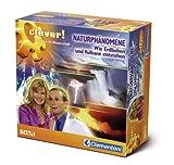 Clementoni 5695539 - CLEVER: Naturphänomene - Wie Vulkane entstehen