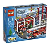 LEGO City Fire Station (7208) by LEGO