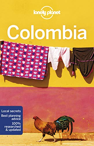 Colombia - 8ed - Anglais par Lonely Planet LONELY PLANET