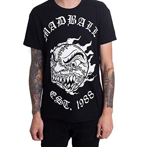 Madball - Kick It - T-Shirt-Large