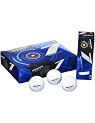 BRIDGESTONE Golfball E7 Web Dimple Technologie - Bolas de golf, color blanco, talla m