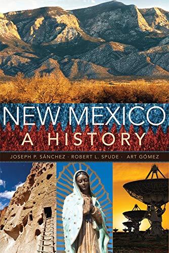 New Mexico: A History (Western New Mexico University)