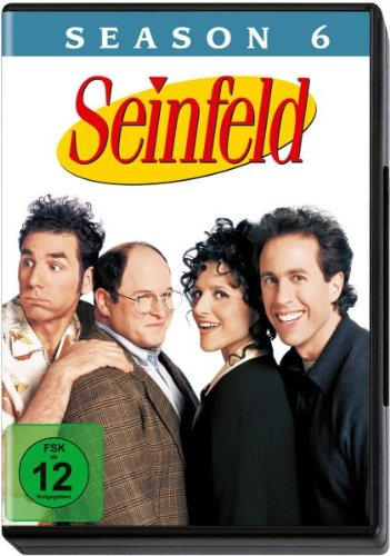Seinfeld - Season 6 [4 DVDs] Playboy Shorts