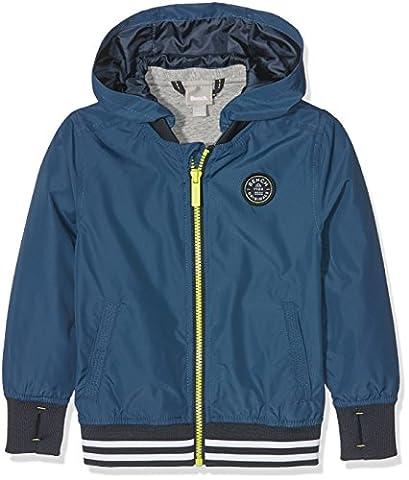 Bench Jungen Jacke Baseball Jacket Blau (Dusky Blue BL041), 152