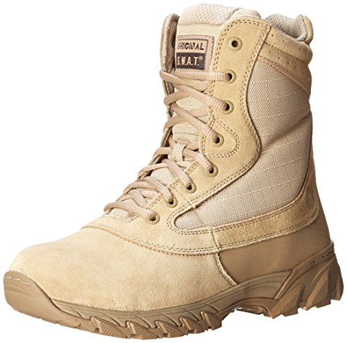 "SWAT Chase 9"" Tactical Zip Tan Sable"